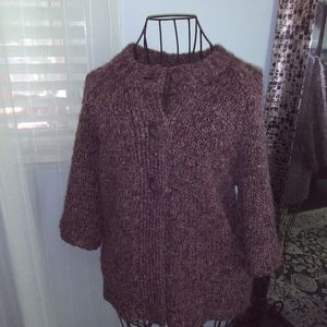 Chico's sweater size 1